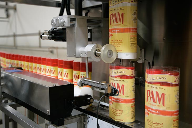 AFM contract shrink labeling and packaging multi-pack shrink sleeves