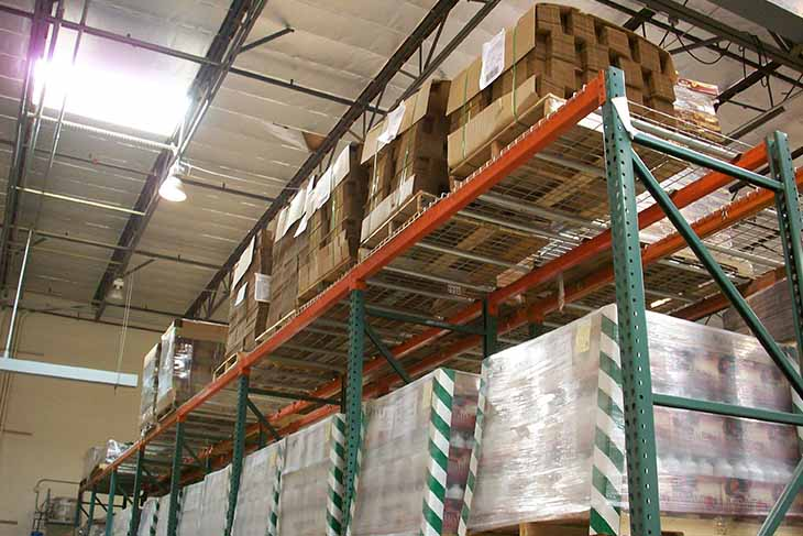 AFM contract shrink labeling and packaging product storage